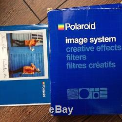 Minolta Instant Pro Camera for Polaroid Spectra Film w Accessories WORKING -READ