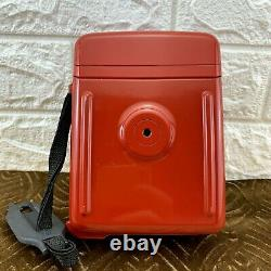 Mint Polaroid One 600 Rossa Classic Instant Limited Special RARE Film Camera