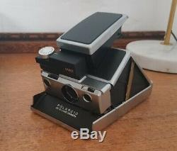 Mint SLR670-S Classic Instant Polaroid Camera with shutter speed controller SX70