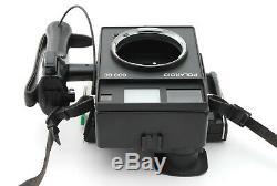 NEAR MINTPOLAROID 600SE 600 SE With MAMIYA 127MM F/4.7 LENS SET INSTANT CAMERA