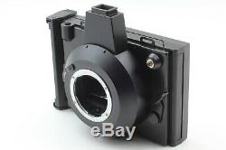 NEAR MINT Contax Preview Camera Polaroid Film Back C/Y Mount from Japan