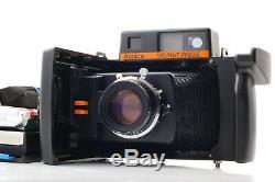 NEAR MINT Konica Instant Press Polaroid Camera with FP-100C FIlm From JAPAN #260