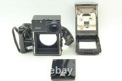 NEAR MINT POLAROID 600SE 600 SE Instant Film Camera body Black Grip From JAPAN
