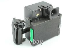 NEAR MINT Polaroid 600SE with Mamiya 127mm f4.7 Instant Film Camera JAPAN #659