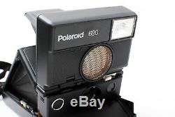 NEAR MINT Polaroid 690 land camera in original box. Tested and Working 100%