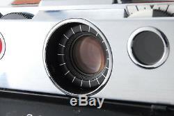 NEAR MINT Polaroid SX-70 instant Land Camera from japan #970