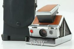 NEAR MINT with Case Polaroid SX-70 Instant Vintage Land Camera from JAPAN