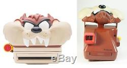 NEW & Boxed! TAZ Tasmanian Devil Looney Tunes Polaroid 600 Instant Film Camera
