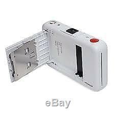 NEW! Polaroid digital instant camera built-in printer ZINK photo paper OK Japan