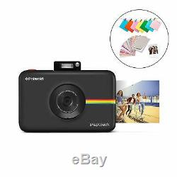 NEW Poloroid Snap Touch Instant Print Digital Camera (Black) POL-STB 13MP 1080P