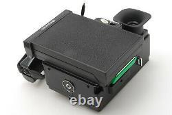 N MINT+2 POLAROID 600SE Instant FilmCamera + MAMIYA 127mm F4.7 Lens From JAPAN