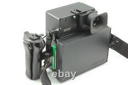 N. MINT Polaroid 600SE Instant Film Camera + Mamiya 127mm f/4.7 From JAPAN