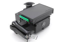 N MINT- Polaroid 600SE Instant Film Camera + Sekor 127mm f/4.7 From Japan