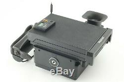 N. MINT Polaroid 600SE Instant Film Camera with Mamiya 127mm f/4.7 Japan #534