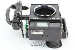 N Mint+++ Polaroid 600 SE Instant Film Camera with Mamiya 75mm f/5.6 From JAPAN
