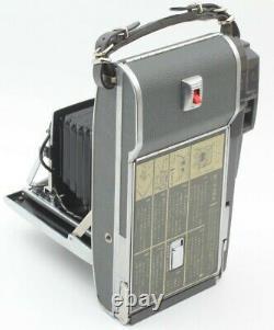 N Mint in Box Polaroid Pathfinder Land Camera 120 Yashinon 127mm F4.7 Japan