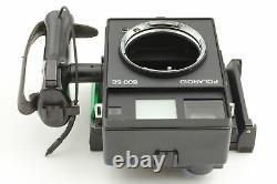 Near MINT Polaroid 600SE Instant Film Camera + Mamiya 127mm F/4.7 From JAPAN
