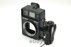 Near MINT+ Polaroid 600SE with Mamiya 127mm f/4.7 Instant Film Camera From JAPAN