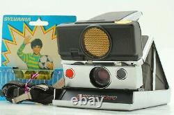 Near Mint Polaroid SX-70 Land Camera Sonar Auto Focus Instant from japan #891
