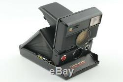 New Leather Replacement & Tested Polaroid 680 SLR Auto Focus Instant Camera