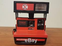 New Polaroid Boston Red Sox Promo Spirit 600 600 Instant Film Camera In Box