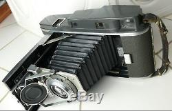 POLAROID 110A alte Sofortbildkamera (N2900)