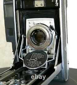 POLAROID 110B, ancien appareil photo polaroid, Ysarex 14,7 127mm, collection