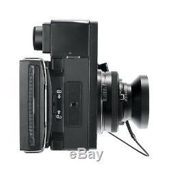POLAROID 600SE INSTANT FILM CAMERA With MAMIYA 75mm F5.6 LENS / READ