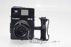 POLAROID 600SE MEDIUM FORMAT CAMERA With127MM F4.7 MAMIYA LENS 600-SE #23A
