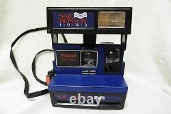 POLAROID 600 SAIL BOSTON camera MINT RARE