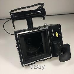 POLAROID 600 SE Camera with 127mm f/4.7 Lens
