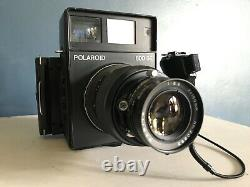 POLAROID 600 SE instant film camera with 150mm f5.6 lens in Good condition