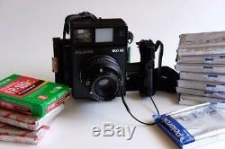 POLAROID 600se Instant Camera With Peel Apart Film Fujifilm FP-100c