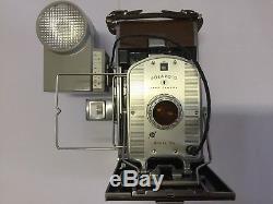 POLAROID 95A LAND CAMERA Speedliner Circa 1954 a large vintage camera