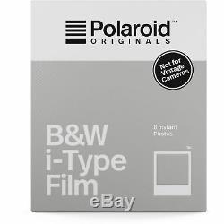 POLAROID B&W i-TYPE INSTANT FILM 24 PACKS 192 shots SAVE £115 WOW