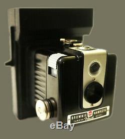 POLAROID CB-70 CB-72 THE HAWKROID Instant Film Back on a Brownie Hawkeye