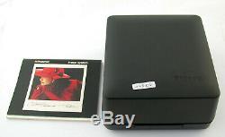 POLAROID Image Onyx limited transparent Kult iconic Topmodell mint fast neu /19