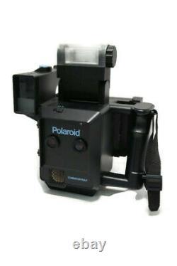 POLAROID MINIPORTRAIT INSTANT CAMERA M-203 With Film Back