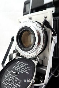 POLAROID PATHFINDER Land Camera Model 110B m. Rodenstock Ysarex 4.7 / 127mm