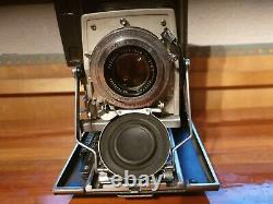 POLAROID PATHFINDER Land Camera Model 120 m Yashica Yashinon Objektiv 4.7/127 mm