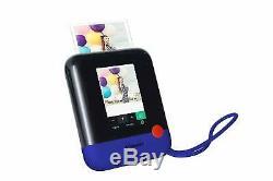 POLAROID POP 3x4 Instant Print Digital Camera with ZINK Zero Ink Printing BLUE