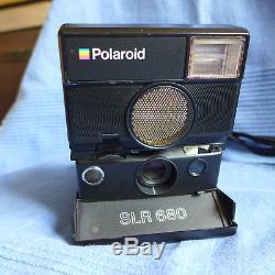 POLAROID SLR 680 Sofortbildkamera Spiegelreflex