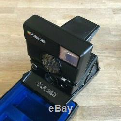 POLAROID SLR 680 voll funktionsfähig OVP wie neu / fully functional
