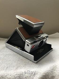 POLAROID SX70 ALPHA 1 CAMERA with Original box