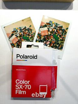 POLAROID SX70 CLASSIC 1970s INSTANT CAMERA