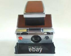 POLAROID SX-70 (1974) BOXED & UNMARKED TESTED and WORKING