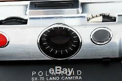 POLAROID SX-70 LAND CAMERA AUTO FOCUS Excellent #507187
