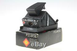 POLAROID SX-70 Land Camera Alpha 1 schwarz