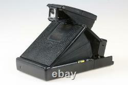 POLAROID SX-70 Land Camera Model 2 schwarz