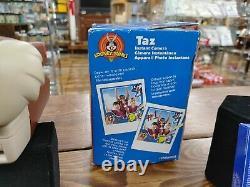 POLAROID TAZ Looney Tunes 1999 Tasmanian Devil Instant 600 Camera IN BOX